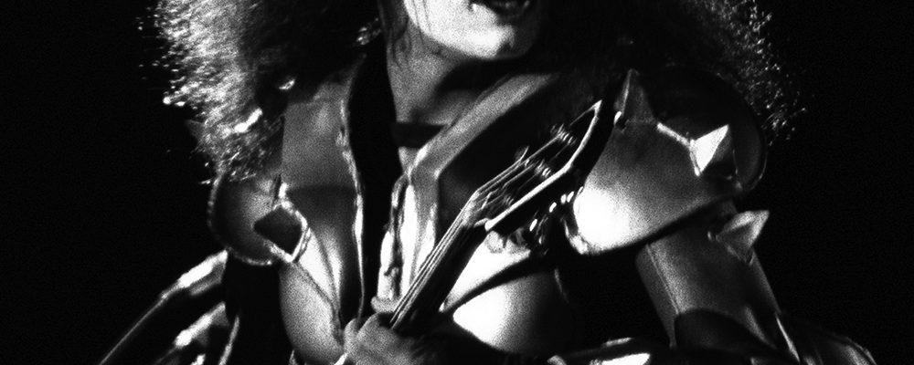 KISS (Gene Simmons) – Varsity Stadium – 6/9/1976 (c) Jean-Luc Ourlin