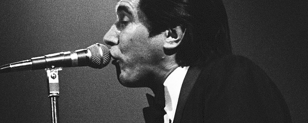 Roxy Music (Bryan Ferry) – Massey Hall – 1974 (c) Jean-Luc Ourlin